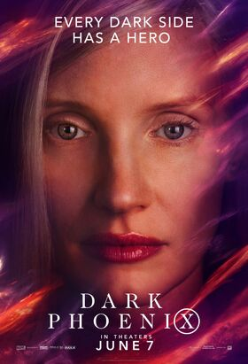 Dark Phoenix Character Poster 01