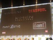 Fox Marvel Comic-Con 2015
