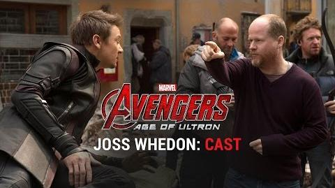 Joss Whedon on the cast for Marvel's Avengers Age of Ultron