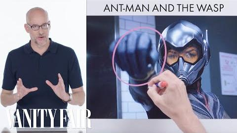 Ant-Man and the Wasp's Director Breaks Down the Kitchen Fight Scene Vanity Fair