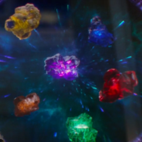 The Soul Stone <small>(Bottom left)</small>