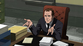 Coulson UltimateSpiderman