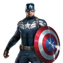 Stealth uniform from <i>Captain America: The Winter Soldier</i>.