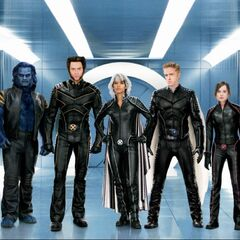 The team as seen in <i>X-Men: The Last Stand</i>.