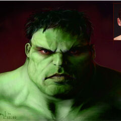 15ft Hulk Concept Art.