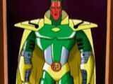 Vision (The Avengers: United They Stand)