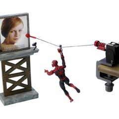 Shoot and Slide Spider-Man