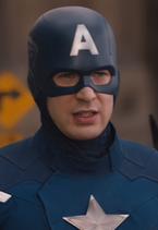 Captain America TA
