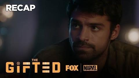 What You Need To Know A Look Back At Both Of The Powerful Forces Season 1 THE GIFTED