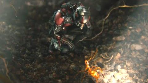 ANT-MAN TV Spot 35 (2015) Paul Rudd Marvel Superhero Movie HD