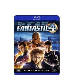 Fantastic 4 Blu Ray