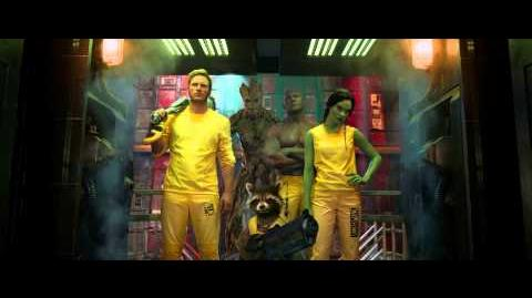 Marvel's Guardians of the Galaxy - TV Spot 1