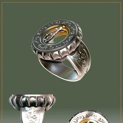 Mandarin Ring 4