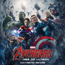Avengers Age of Ultron Sountrack