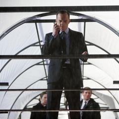 Coulson sends help.