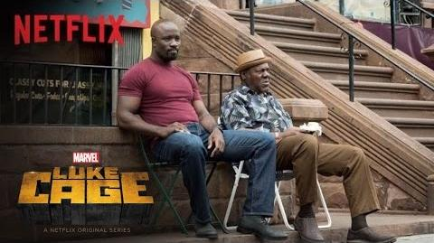 Luke Cage Street Level Hero Harlem - 30 September Netflix