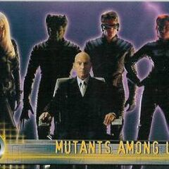 The team from the first X-Men film.