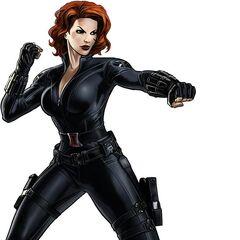 Artwork for Facebook-based game <i>Marvel: Avengers Alliance</i>.