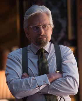 Hank Pym profile pic