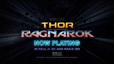 Thor Ragnarok - Buddy Comedy