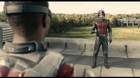 Ant-Man 'Falcon' TV Spot