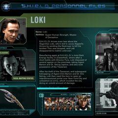 The Avengers Initiative: Loki bio