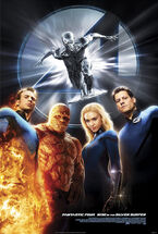 Fantastic Four 2 poster