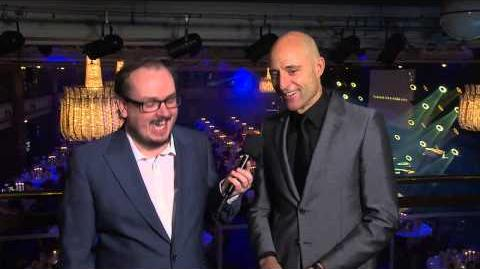 2015 Jameson Empire Awards - Mark Strong Empire Magazine