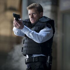 Denis Leary as Capt. George Stacy.