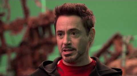 Action...Avengers Infinity War