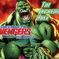 Promotional wallpaper of Hulk.