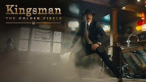 "Kingsman The Golden Circle ""English Manners, Southern Charm"" TV Commercial 20th Century FOX"