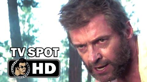 LOGAN TV Spot 14 - You Will Not Survive (2017) Hugh Jackman Wolverine Marvel Movie HD
