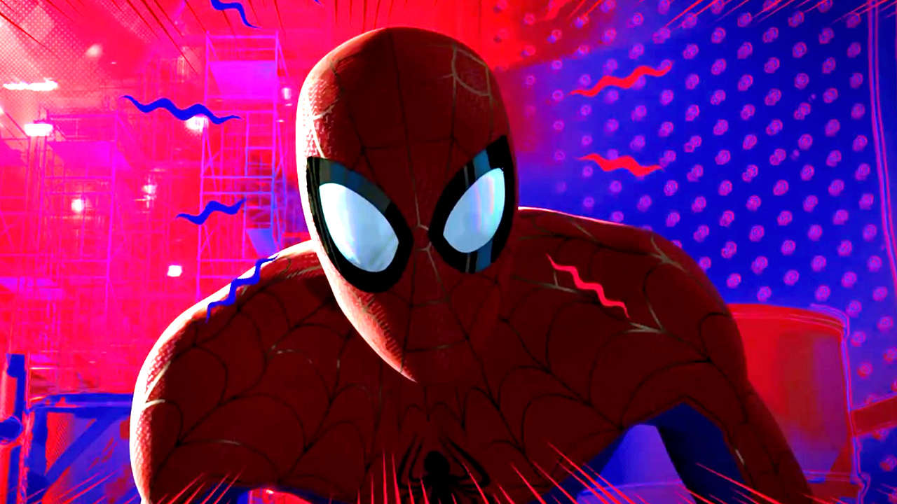 Peter Parker (Into the Spider-Verse Ultimate)   Marvel