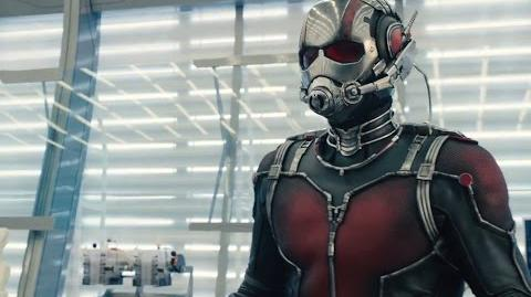 ANT-MAN Movie CLIP - Lab Action Scene (HD) Paul Rudd Marvel Superhero Movie 2015