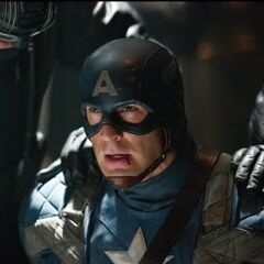 Captain America captured by <a href=
