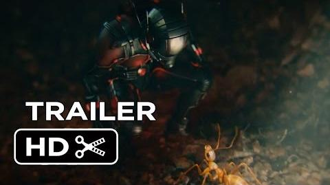 Ant-Man Official Sneak Peek - Trailer 1 (2015) - Marvel Movie HD