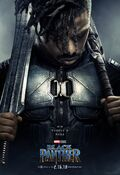 Black Panther Character Posters 09