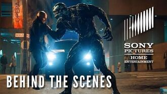 Behind The Scenes The Making of Venom's (2018) Lethal Protector
