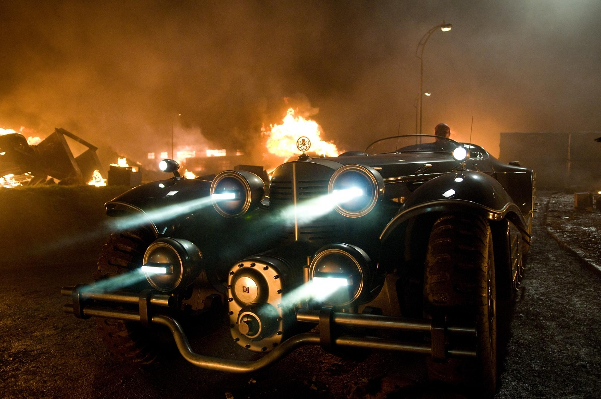 Red Skull\'s Car | Marvel Movies | FANDOM powered by Wikia
