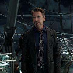 Stark's arrival.