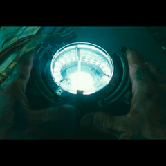 Ivan/Whiplash's First Arc Reactor.