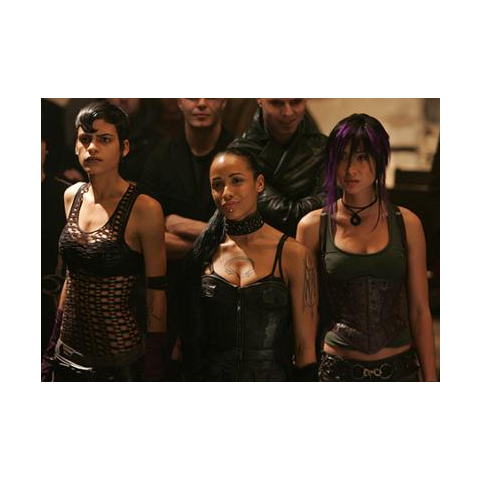 Callisto and the Omegas.