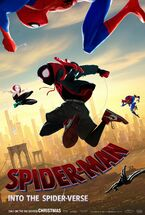 Into the Spider-Verse Poster 2
