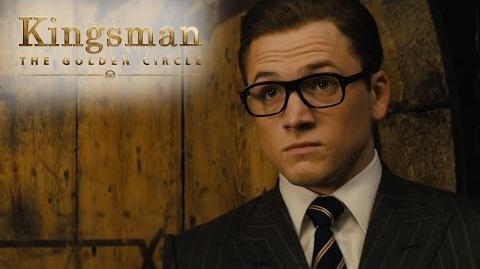 Kingsman The Golden Circle Trailer Tomorrow 20th Century FOX