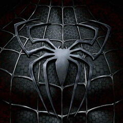 Teaser Poster depicting the black suit
