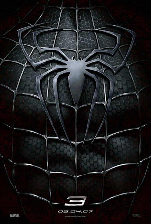 Spider Man 3 Poster2