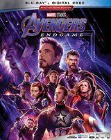 Avengers: Endgame Home Video