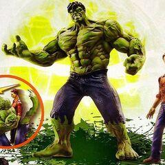 Mutating Hulk