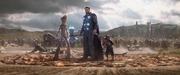 Stormbreaker in Avengers Infinity War 2